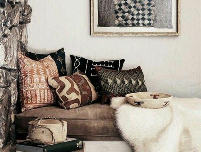 La décoration africaine – diversité d\'ornements et proximité ...