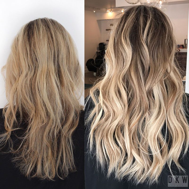 Natural Beaded Rows Hair Extensions Orange County Hair Extensions