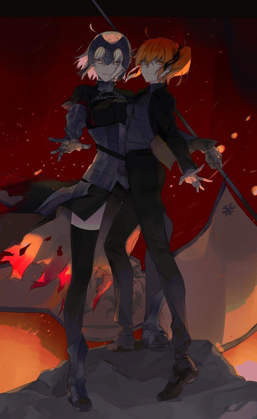 Jalter X Mastah Anime Fate Anime Series Fate