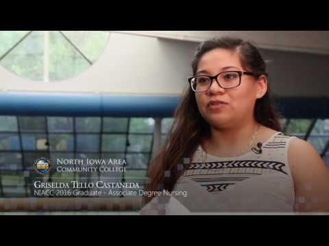 Student Stories - North Iowa Area Community College
