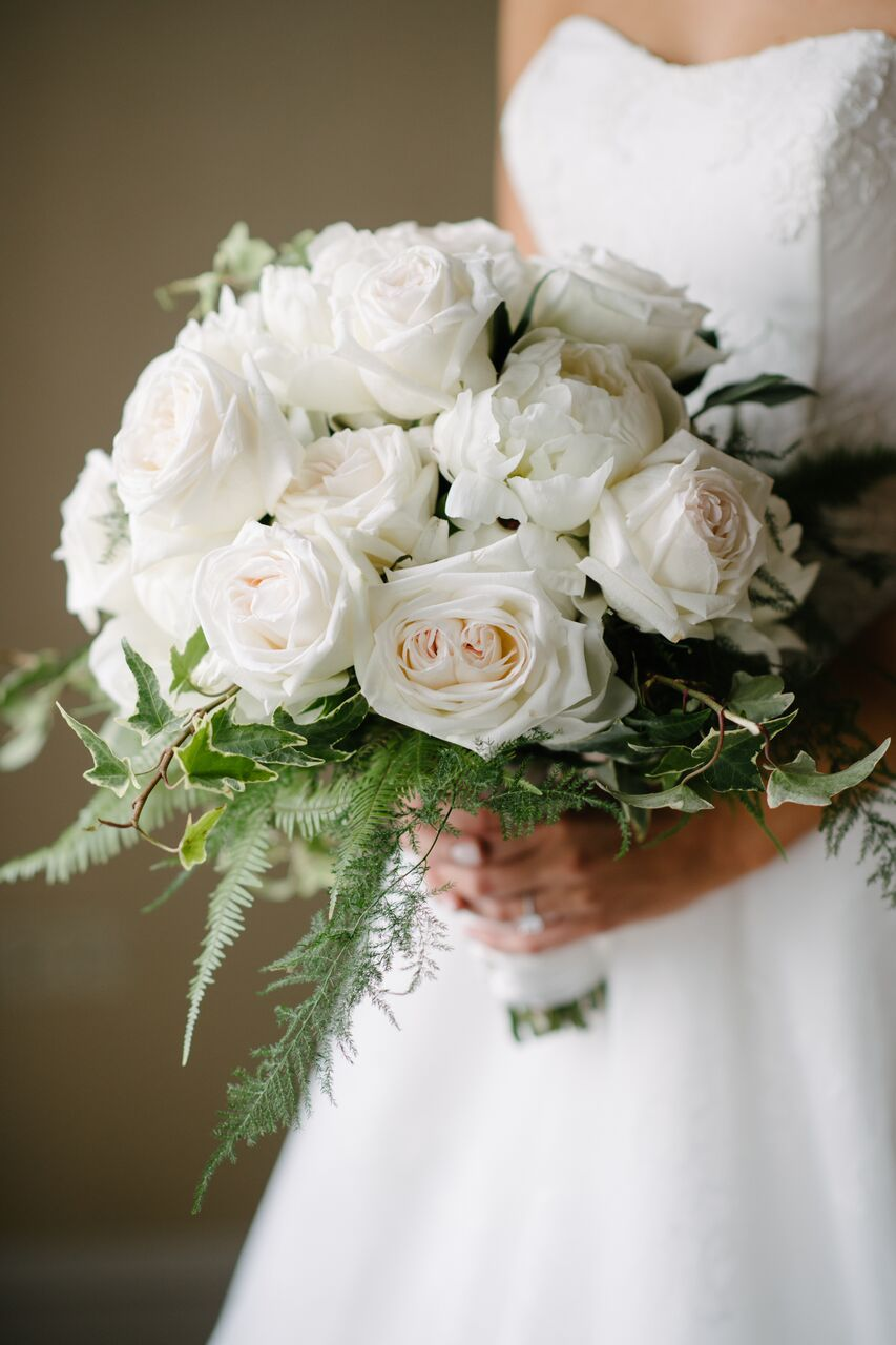 Elegant Pink And White New York Wedding From Brian Hatton Photography Modwedding Hand Bouquet Wedding Wedding Flowers Bridal Bouquets Flower Bouquet Wedding