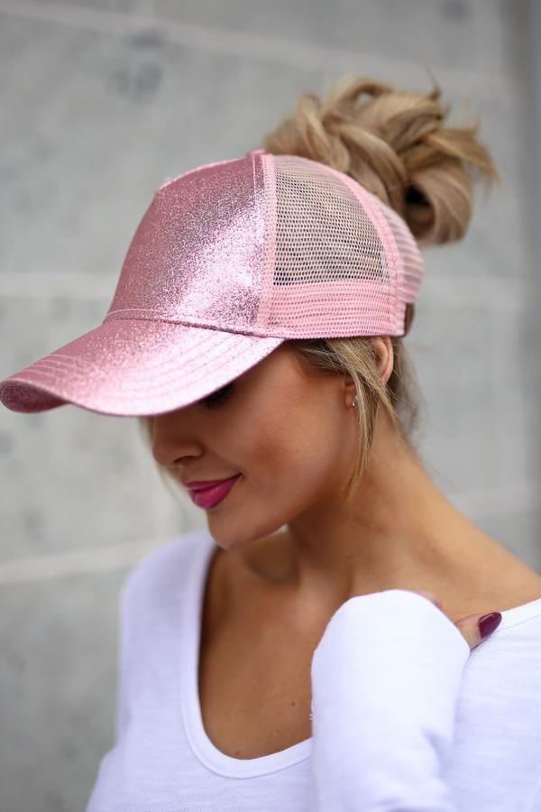 Encontrar Más Gorras de béisbol Información acerca de Caballo informal gorra  de béisbol mujeres Snapback ajustable sombrero lentejue…  1674480e4c8