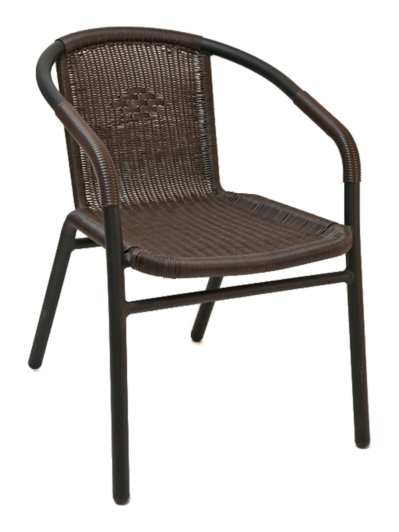 Stacking Dining Arm Chair Comfortable Outdoor Chairs Patio Dining Patio Rocking Chairs