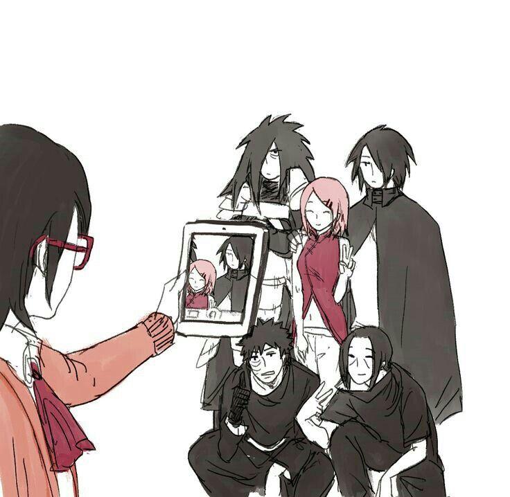 Itachi sasuke funny