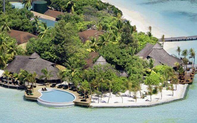 Komandoo Resort. Maldives