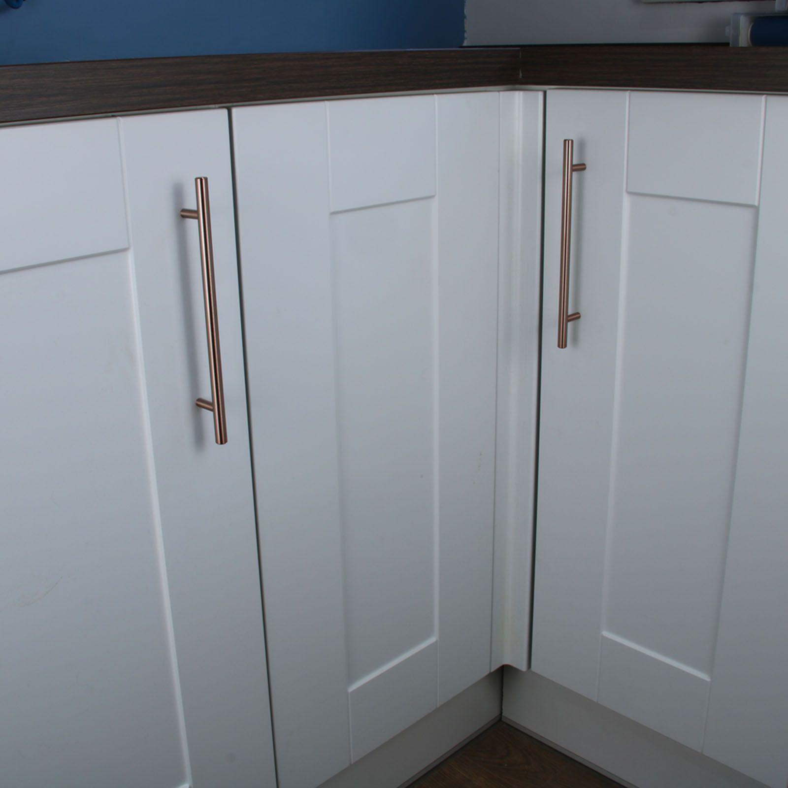 Copper Cupboard Handles 160mm In T Bar Style P110509cu Kitchen