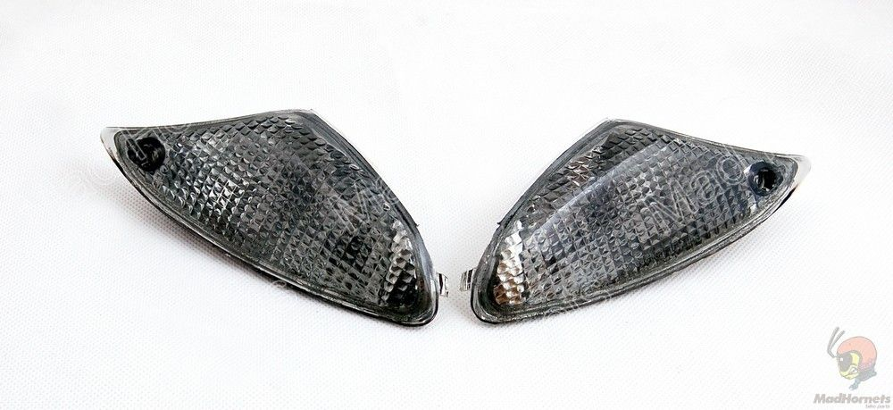 Mad Hornets - Front Indicators Turn Signals Lens for BMW K1200S K1300S, Smoke or Clear, $49.99 (http://www.madhornets.com/front-indicators-turn-signals-lens-for-bmw-k1200s-k1300s-smoke-or-clear/)