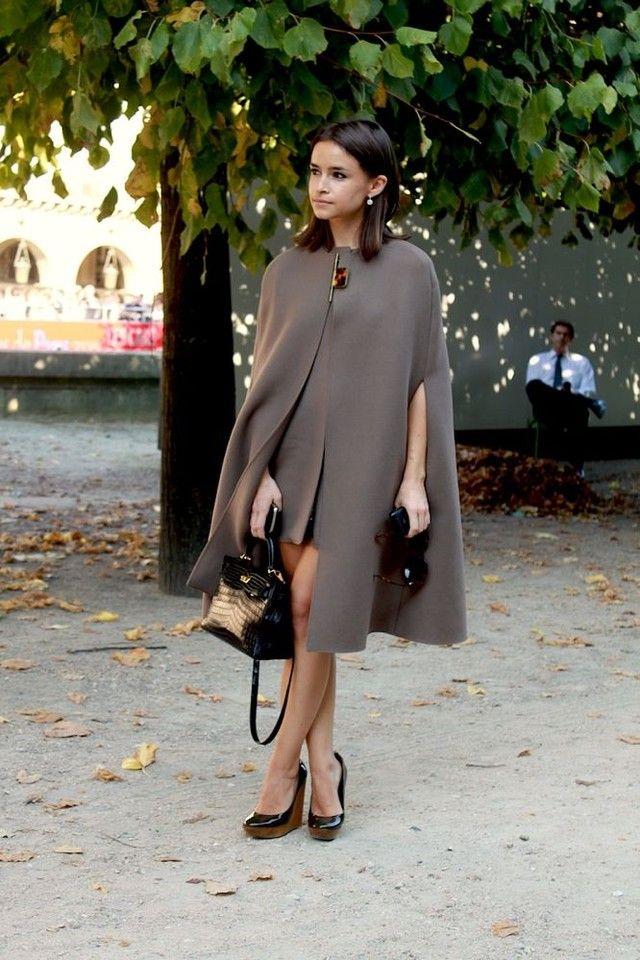 Street style - Miroslava Duma - Luxury & Lust