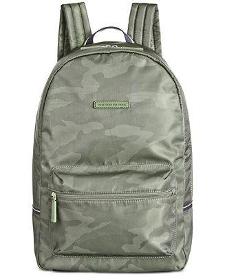 Tommy Hilfiger Men's Alexander Camo Backpack - Backpacks - Handbags & Accessories - Macy's