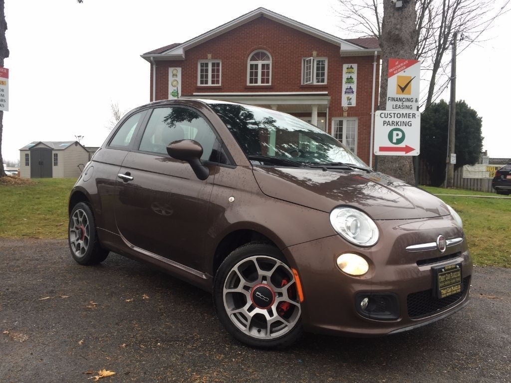 Only Used Dealer In Ontario Offering Financing Or Cash - Fiat dealers in london
