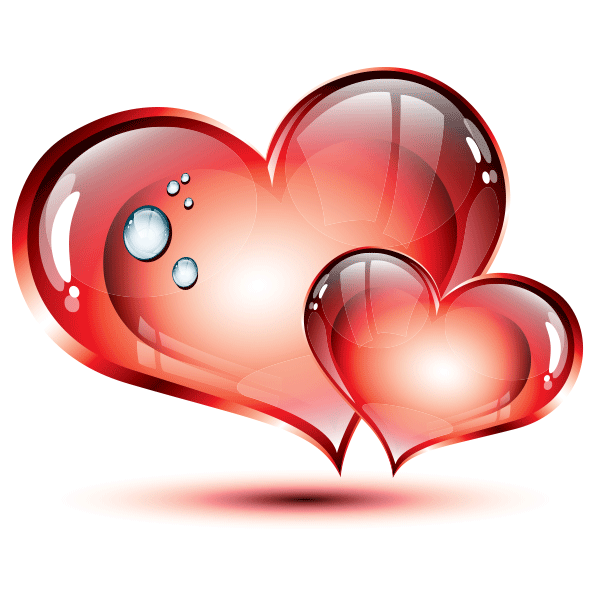 Two Hearts Hearts Pinterest Symbols Facebook And Clip Art
