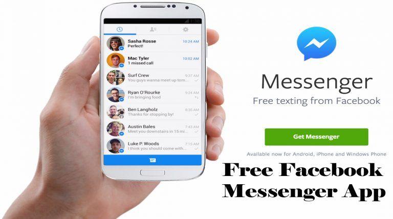 Free Facebook Messenger App Facebook Messenger