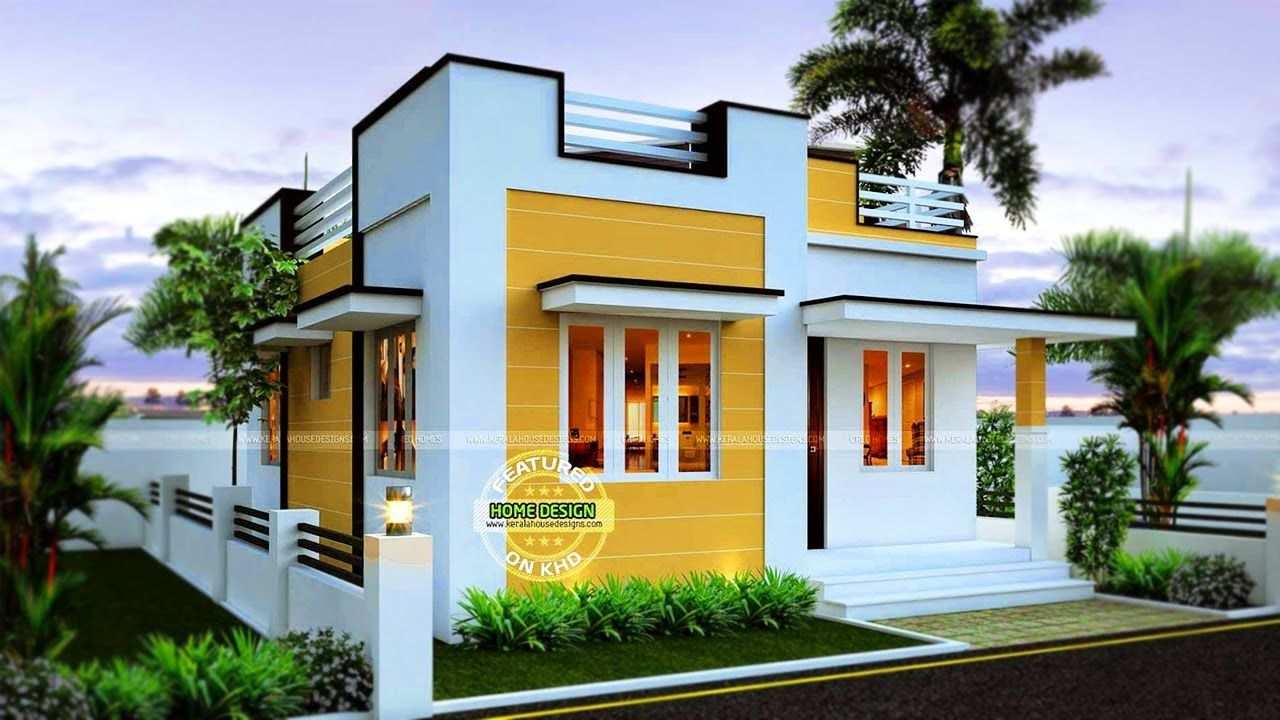35 Small And Simple But Beautiful House With Roof Deck Philippines House Design Bungalow House Design Bungalow Design