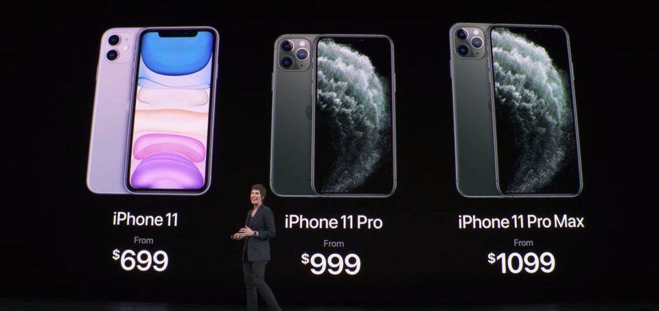 محلل شهير يعتقد أن الطلب على ايفون 11 و ايفون 11 برو كان أفضل من التوقعات Iphone Iphone 11 Electronic Products