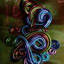 Schmuckanhänger - Anhänger Fantasy aus Aludraht - ein Designerstück von Sue-Rech bei DaWanda