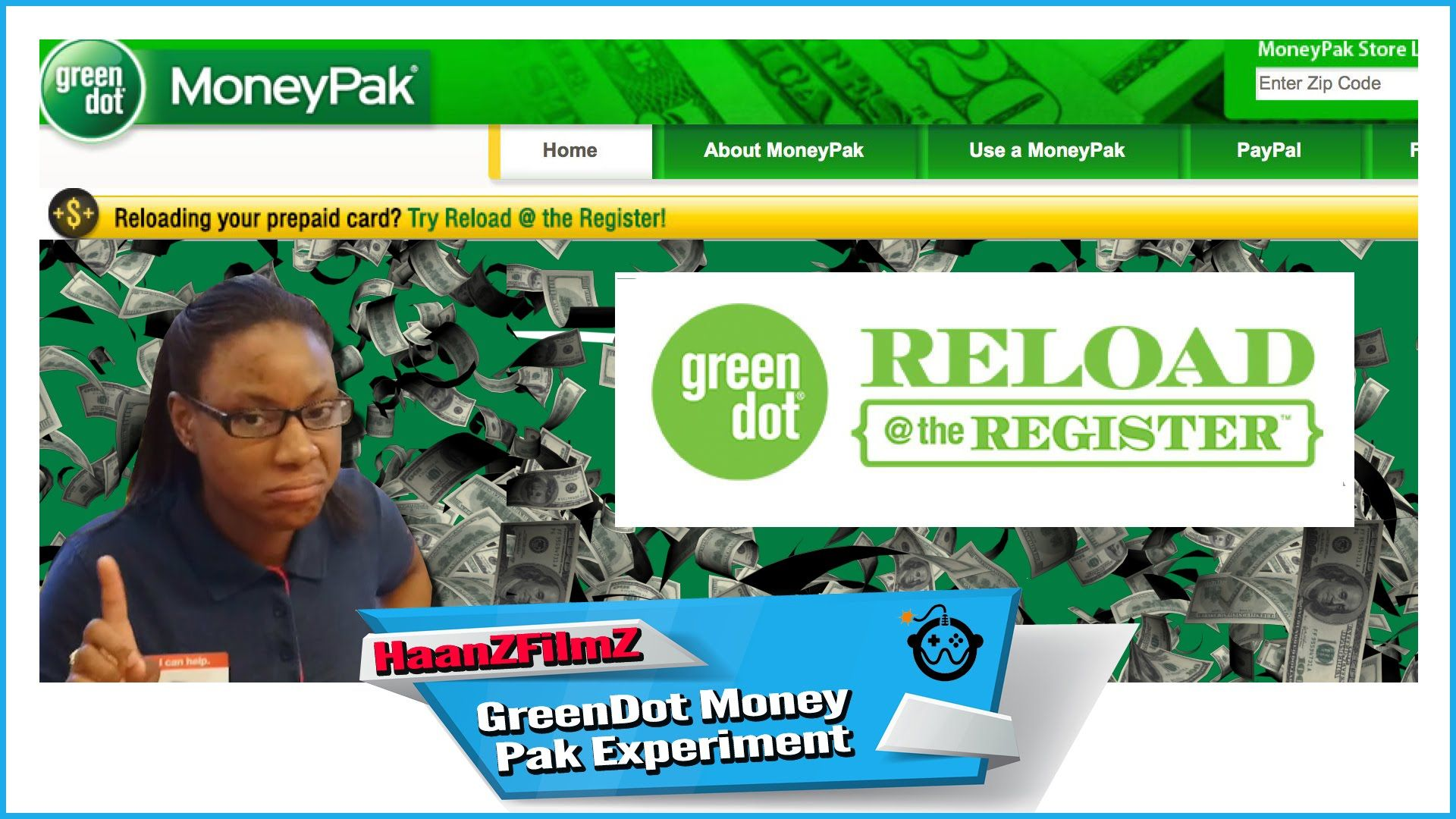 How To Take Money Off Green Dot Moneypak