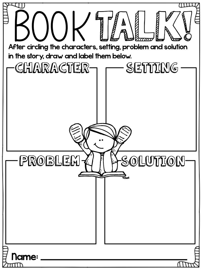 Closereadingchapter5 Pdf First Grade Reading Reading Classroom Book Study [ 1067 x 800 Pixel ]