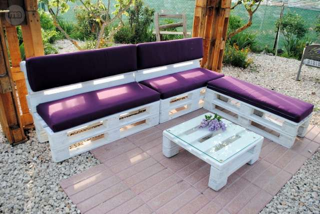 muebles con palet chill out foto 1 - Chill Out Con Palets