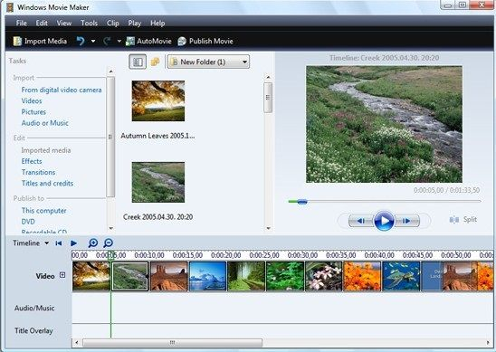 windows movie maker для 7 торрент