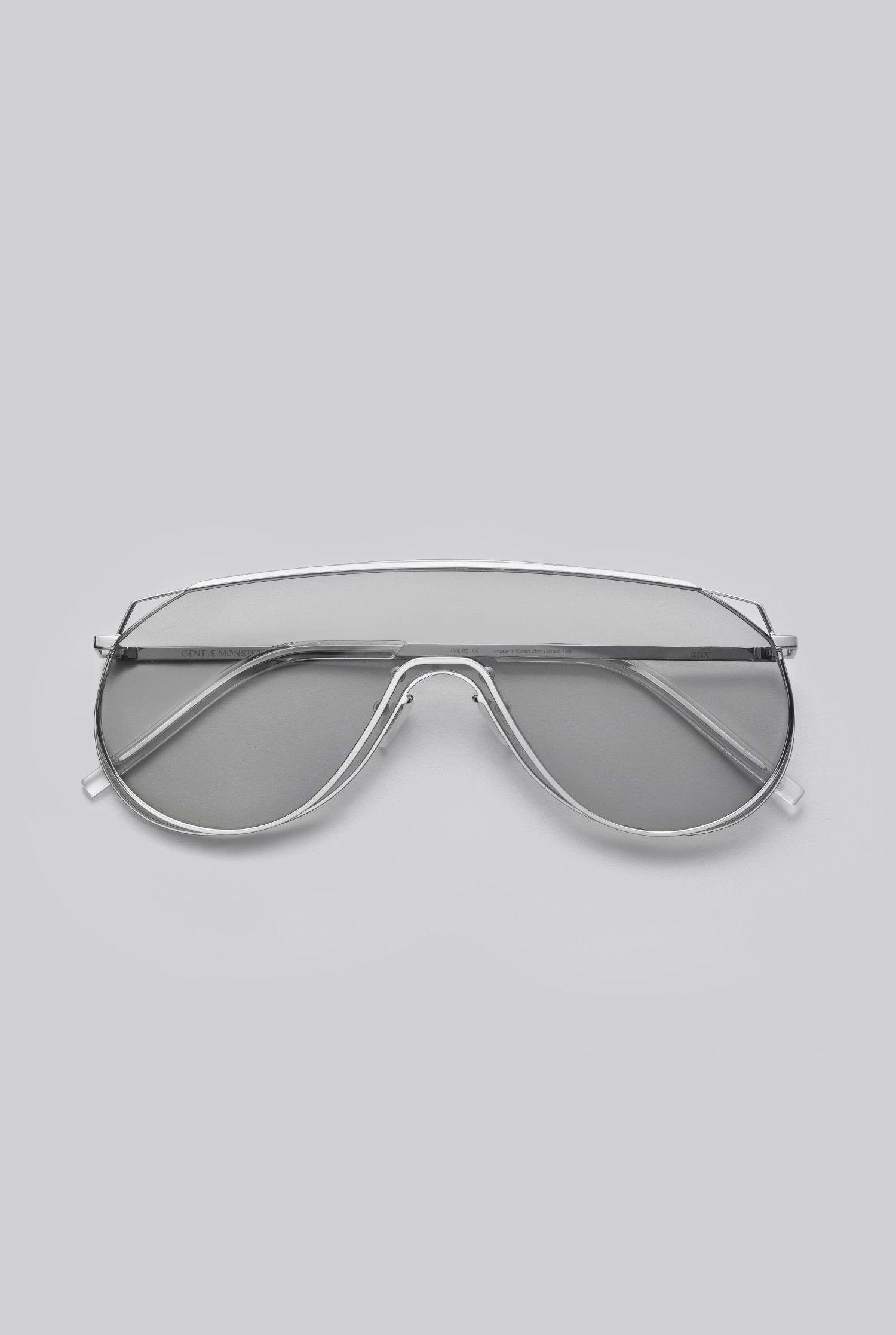 f0bc6579d932 GENTLE MONSTER - AFIX 02(K) Latest Sunglasses