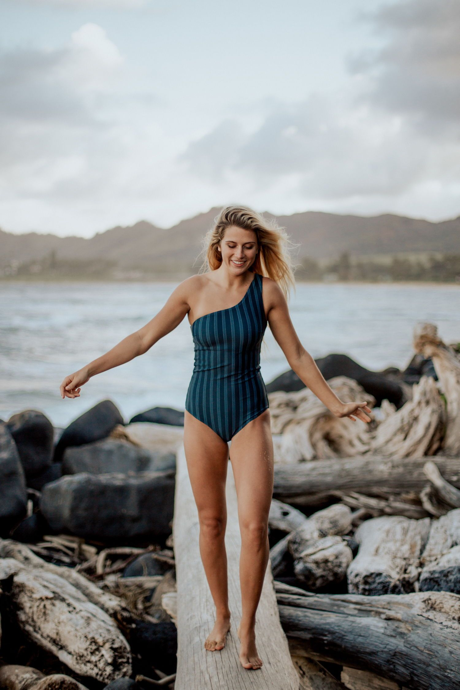 f077516cb6 It s our Deep Seas Icon One Piece Swimsuit. A classic silhouette