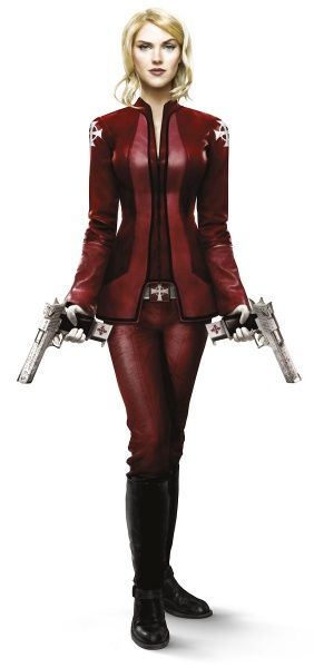 Secret Society Templar Uniform - The Secret World Concept Art female, character, human, shadowrun, physical adept