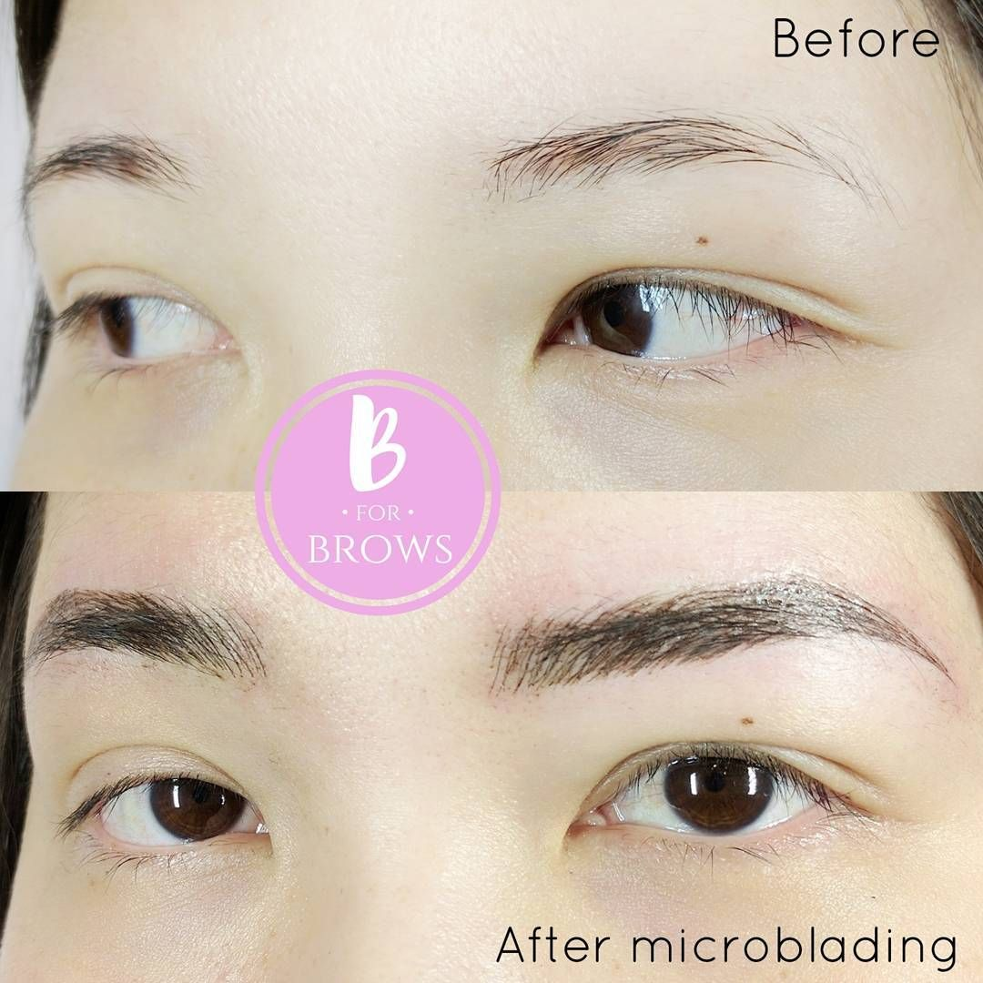 Jennys New Brows Mommy Makeover Bforbrows 604