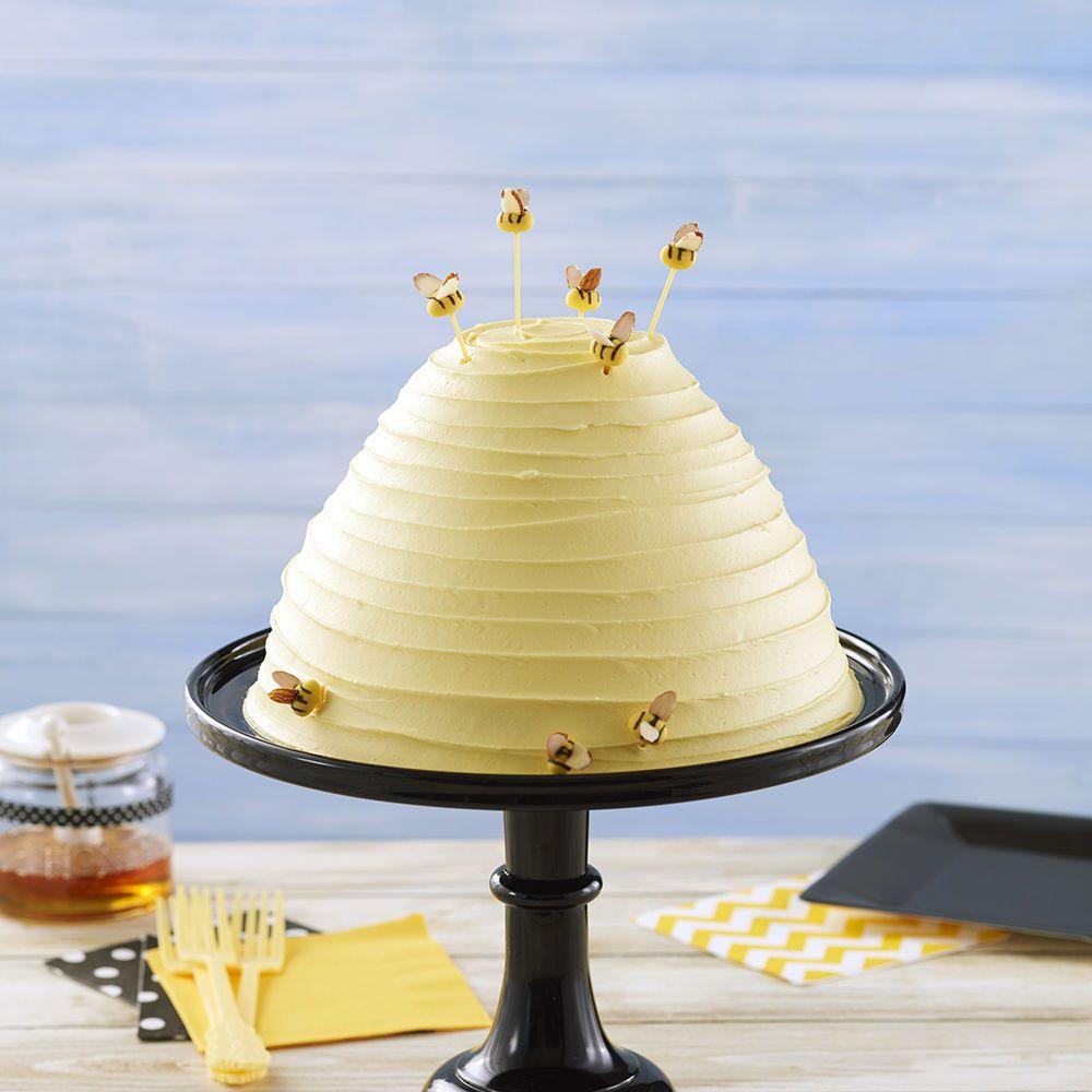 Beehive Cake ~ Wilton | Cake Tutorials | Pinterest | Icing ...