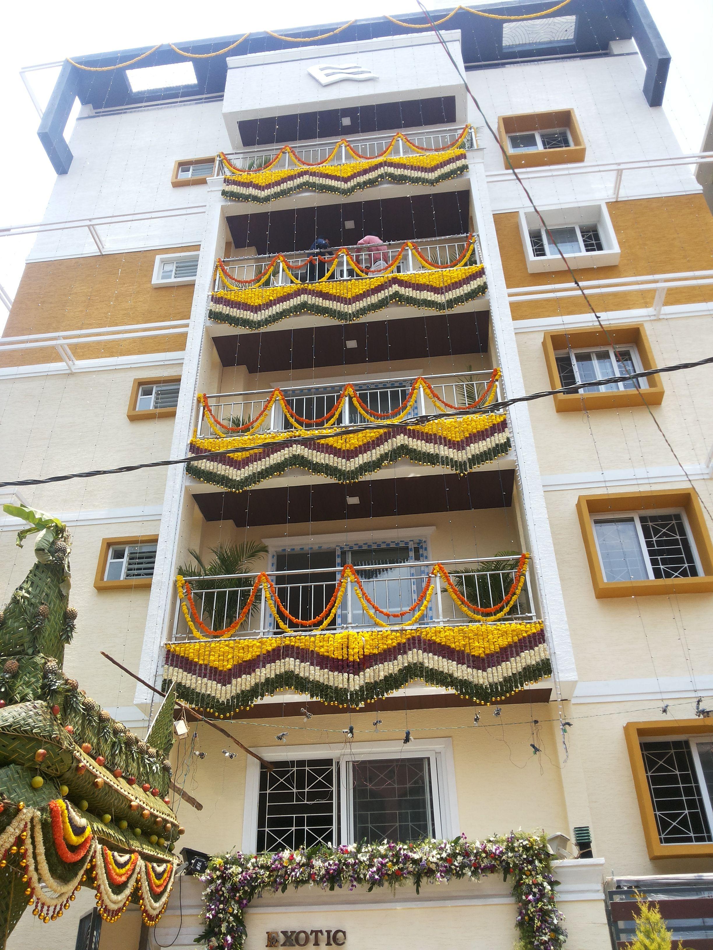 Wilson Garden Beautiful new 3 bedroom flat for rent