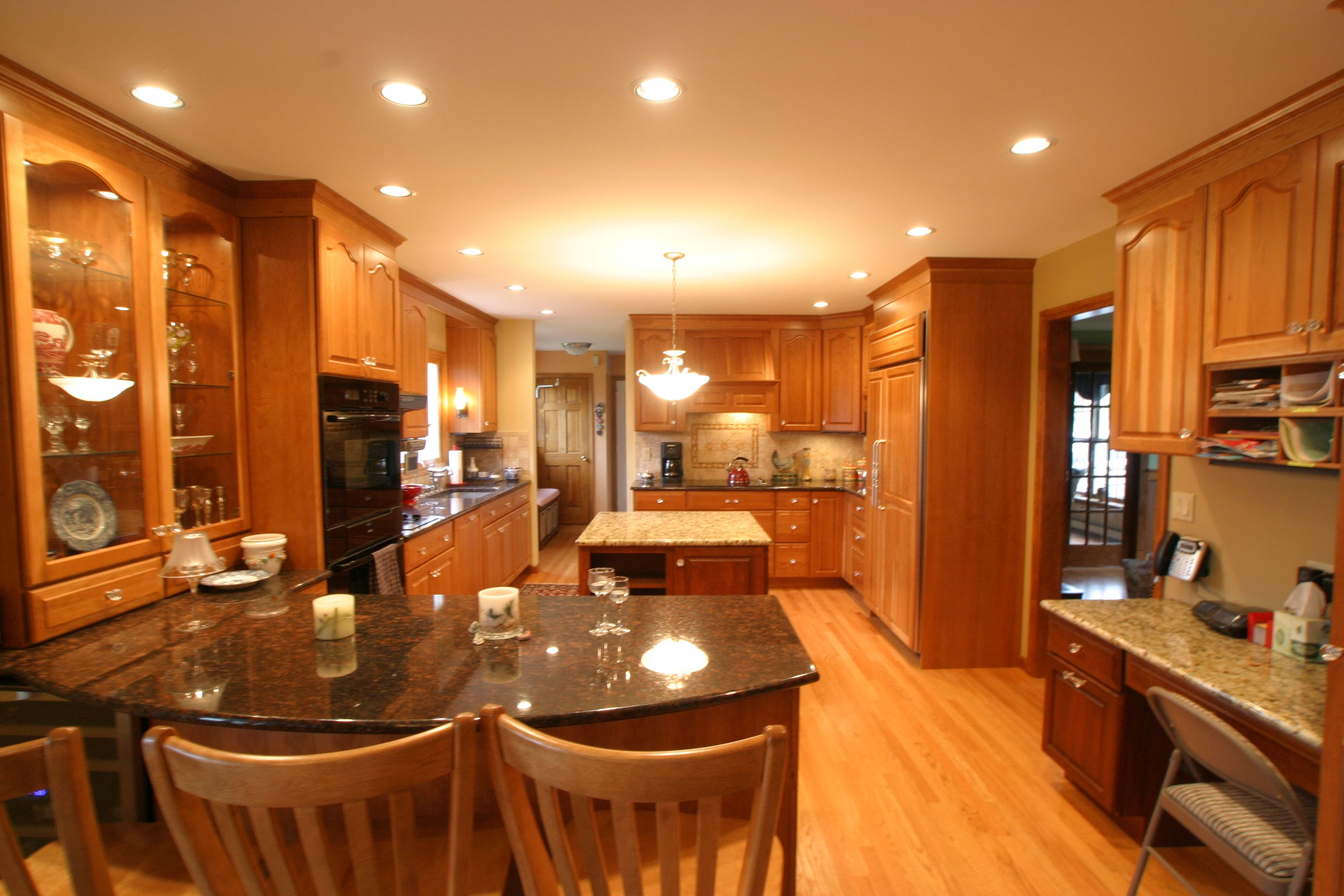 Complete kitchen remodel by Baybrook Remodelers   Complete ...