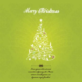Free vector merry christmas grunge letter with hand sketch line tree free vector merry christmas grunge letter with hand sketch line tree invitation card template illustration spiritdancerdesigns Gallery