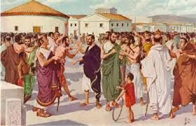 Every citizen in Athens also had the write to vote on major decisions. When these would happen all the men would gather to vote on the decision.