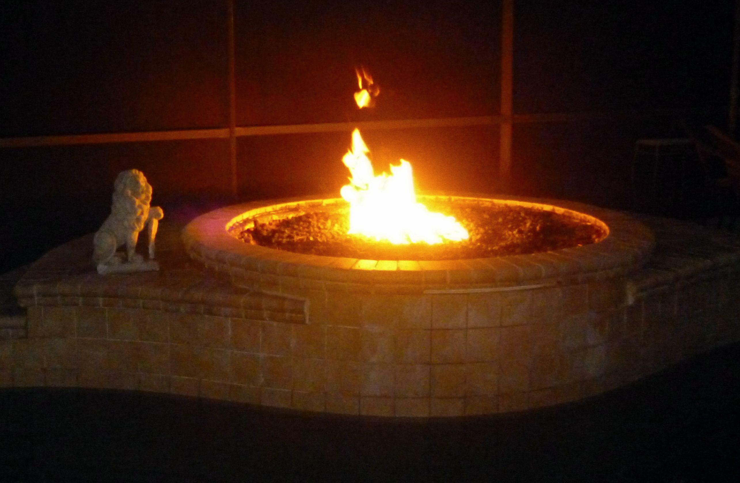 Gas Fire Effect Gas Firepit Gas Fires Fire Glass