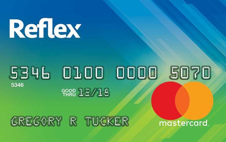 Reflex credit card bill payment reflex card apply