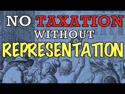 No Taxation Without Representation The Song Youtube Social