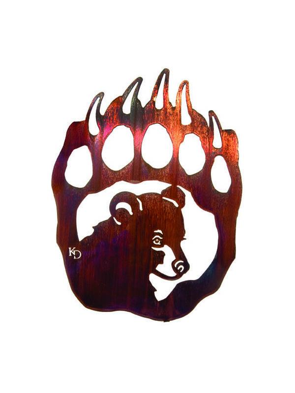 Native American Bear Paw Tattoo | Bear Claw Symbol | tattoo ...