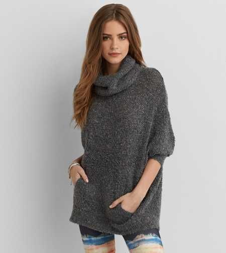 AEO Dolman Turtleneck Sweater - Buy One Get One 50% Off | ☾ my ...