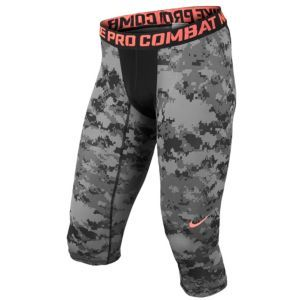 Nike Pro Combat Core Compression 3/4 Tight - Men's at Eastbay for only  $37.99