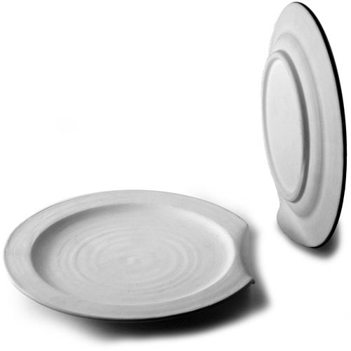 Self-Drying Dishware by Ernest Perera