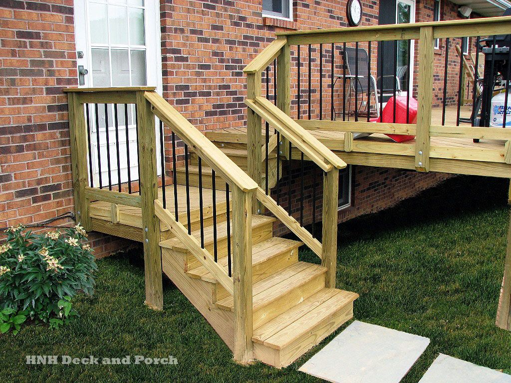 Best Need A Set Of Steps Off Of You Deck Check Out Our 400 x 300