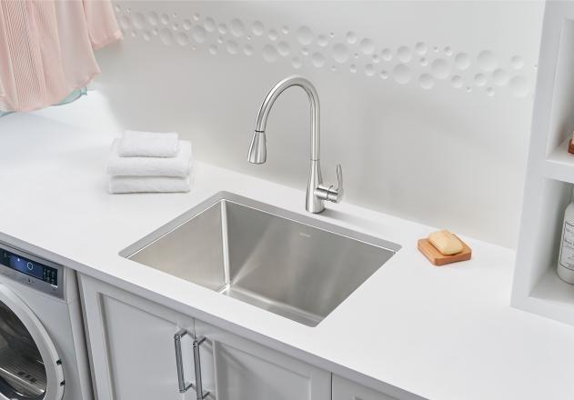 Blanco 12 Deep Laundry Sink Laundry Sink Stylish Laundry Room