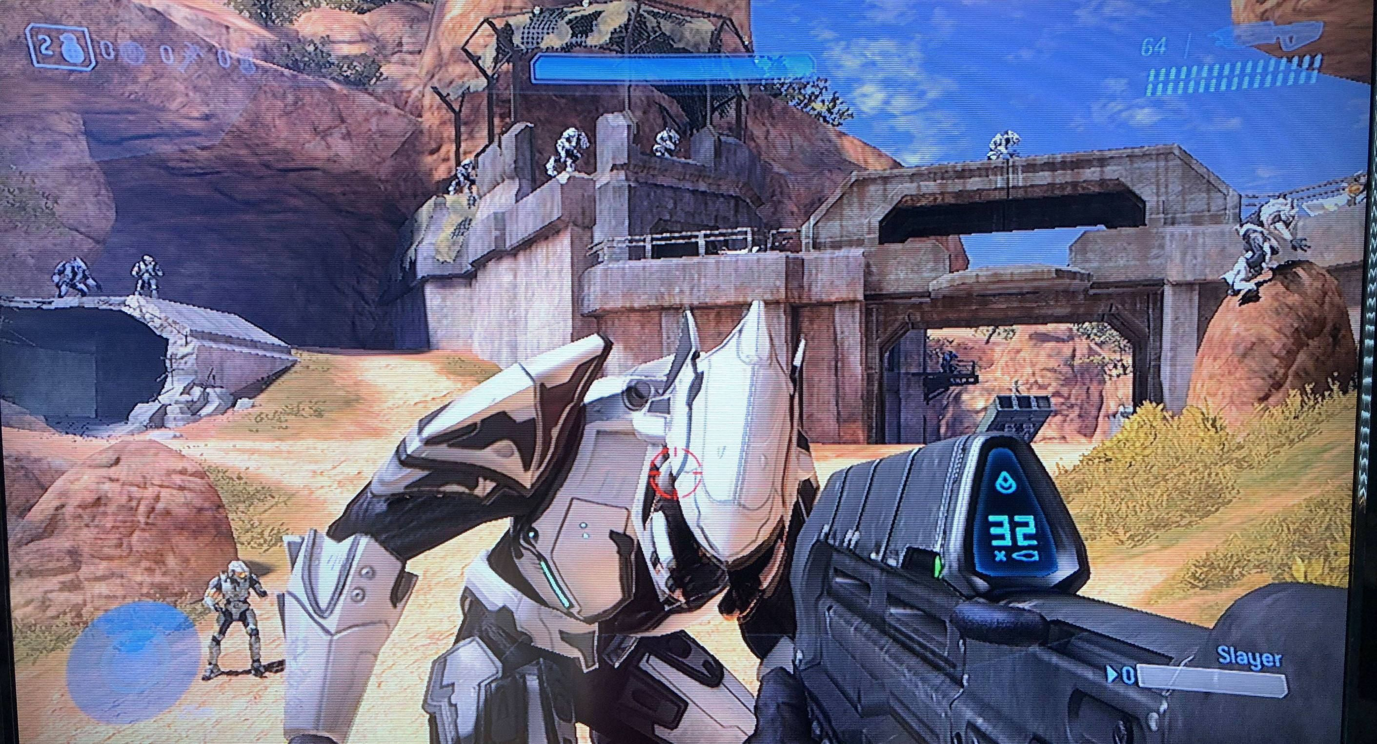 Played 2500 Halo 3 custom games back in the day  The mini