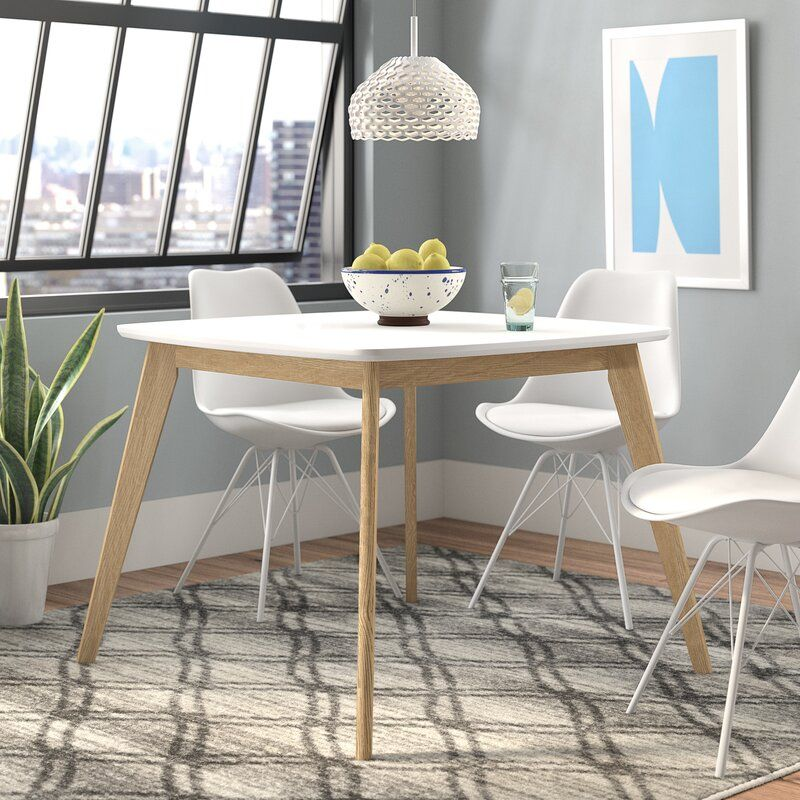 Batu Solid Wood Dining Table In 2020 Solid Wood Dining Table