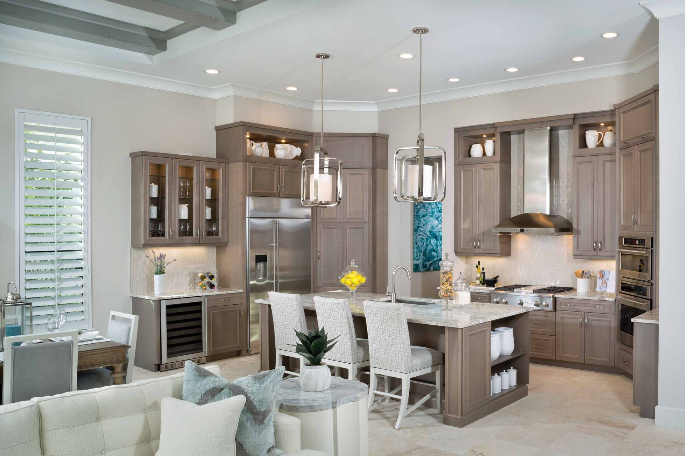 With Arthur Rutenberg Homes Your Kitchen Cabinets Will Be Professionally Designed With Features Such As Varying Dep Arthur Rutenberg Homes Home Upper Cabinets