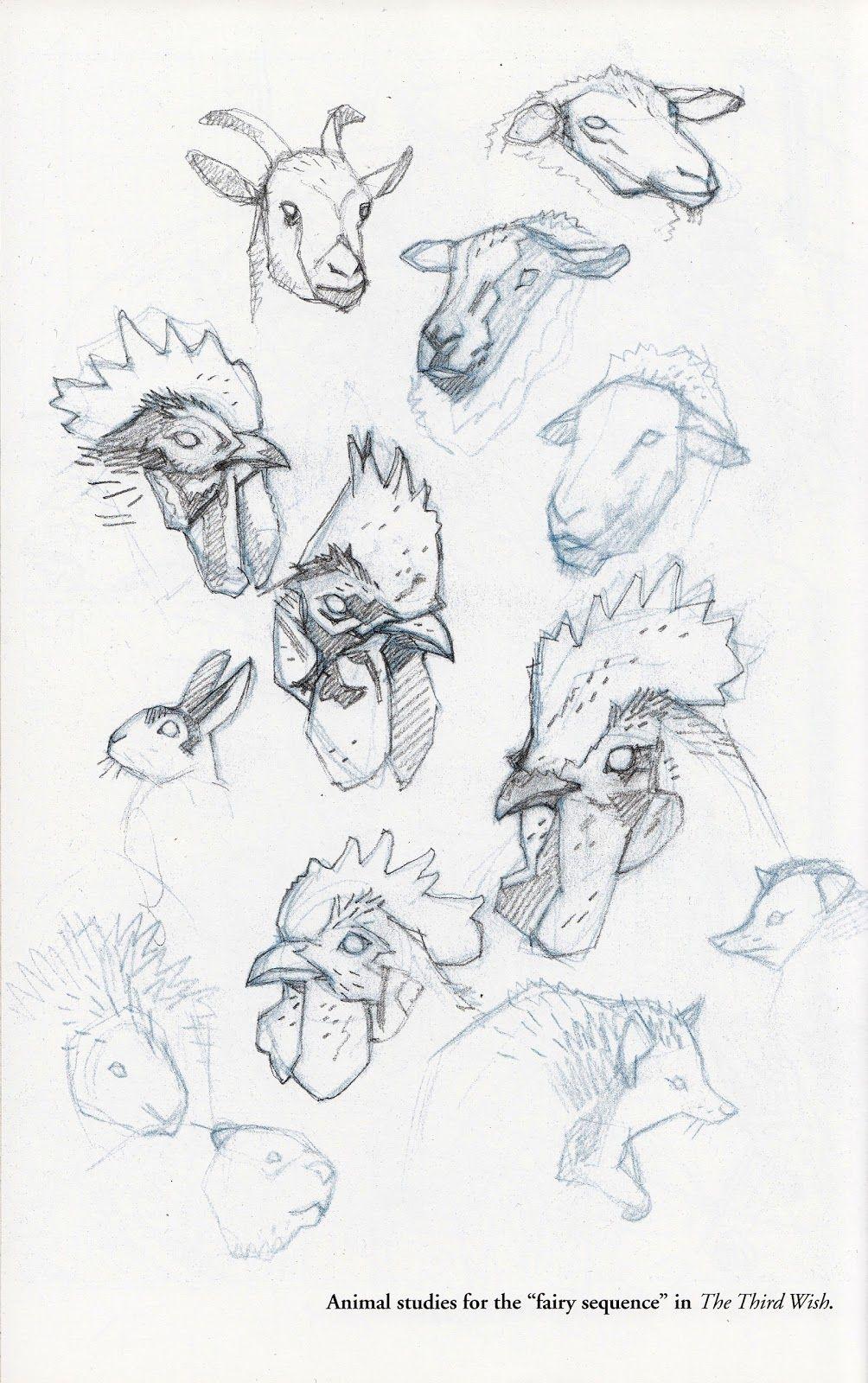 Mike+Mignola+sketches+03.jpg (1004×1600)