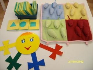 Дидактические игры своими руками по сенсорному воспитанию для детей раннего возраста