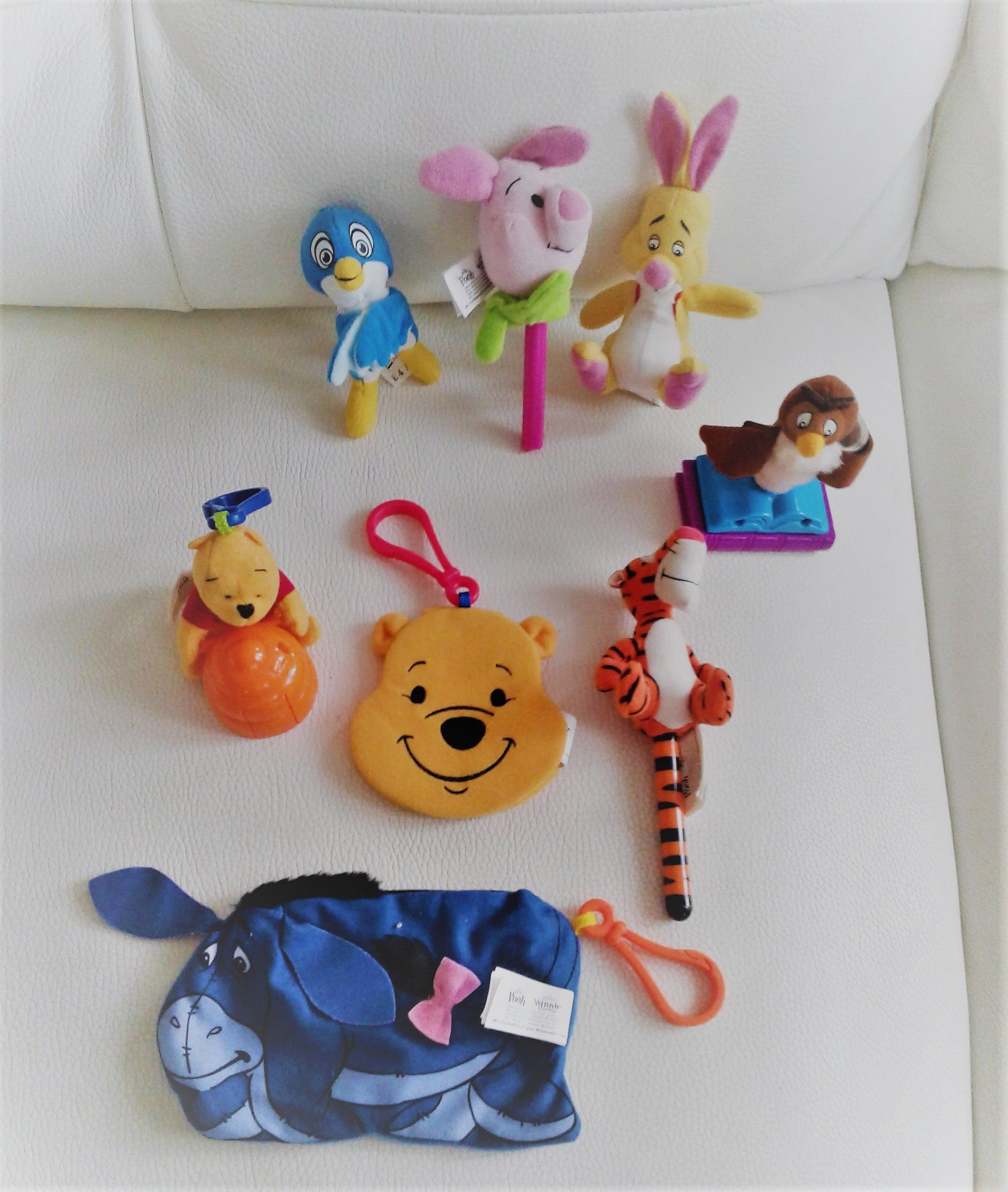 Vintage THe book of Pooh: Winnie the Pooh SET of 8 Toys | Etsy | Happy meal  toys, Mcdonalds toys, Happy meal mcdonalds