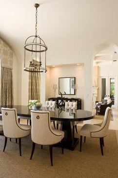 Intercoastal Florida - traditional - dining room - other metro - Laura Hay DECOR & DESIGN