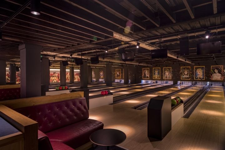 Queens Bowl by designLSM, London – UK » Retail Design Blog