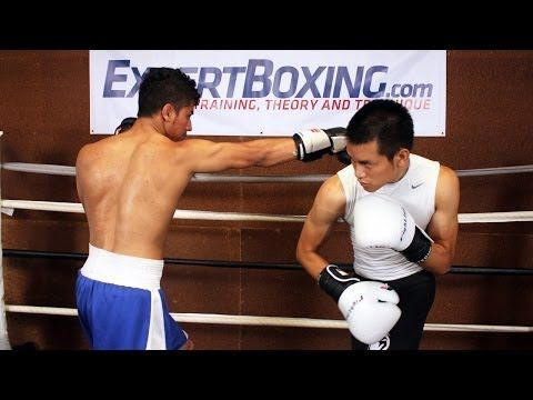How To Set Up Hooks To The Body Johnny Nguyen Expertboxing Com Boxing Martial Arts Workout Boxer Workout Self Defense Martial Arts